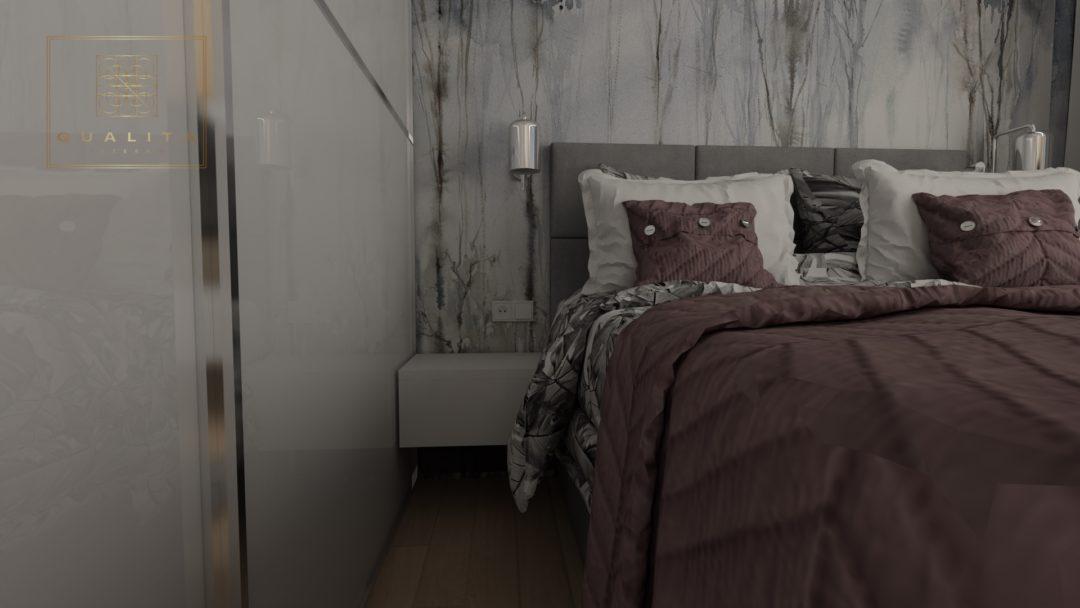 Nowoczesne aranżacje Sypialni, Projekt sypialni online