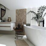 Qualita_Interno_nowoczesna_jasna_łazienka_z dekorami_drewna