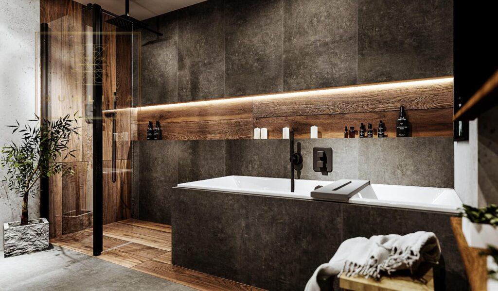 Qualita_Interno_Nowoczesna_łazienka_z_betonem_drewnem_2021