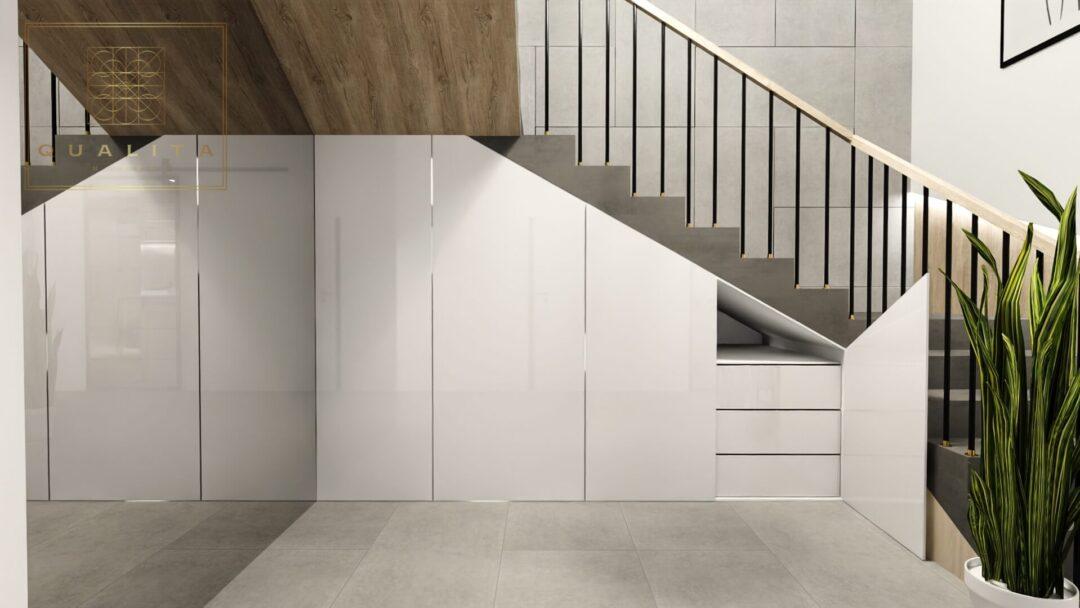 projektant klatek schodowych