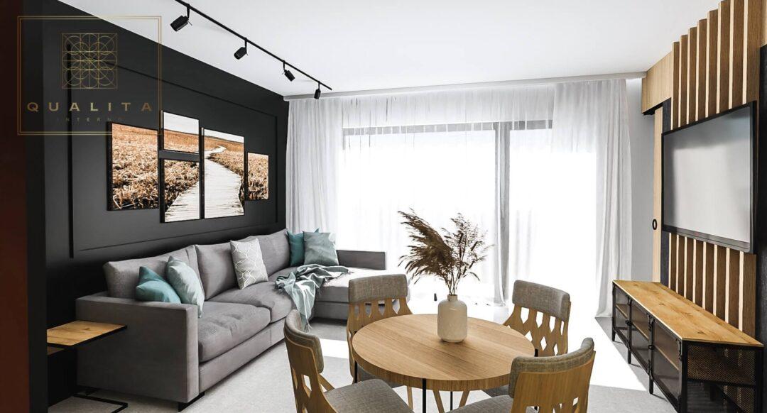 Projekty apartamentów nad morzem