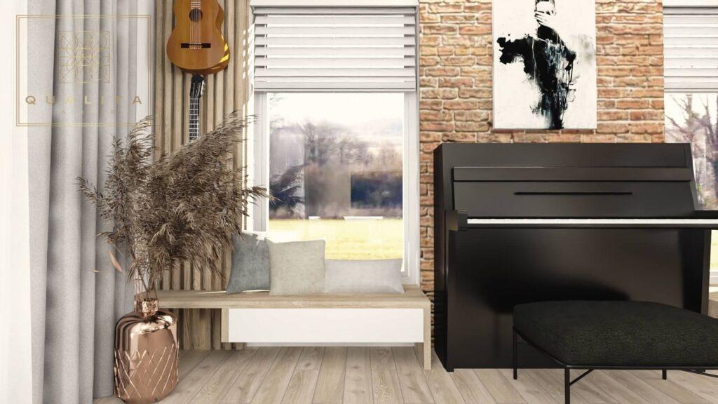 Qualita_Interno_pianino_w_salonie_aranżacje_projekty