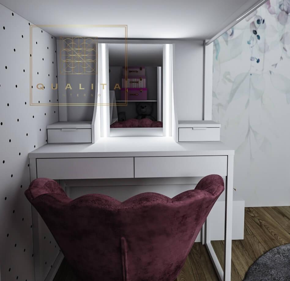 Qualita_Interno_toaletka_w_pokoju_dla_dziewczynki_nowoczesne_aranżacje_online
