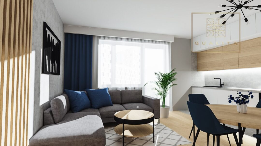 Mieszkanie na sprzedaż projekt