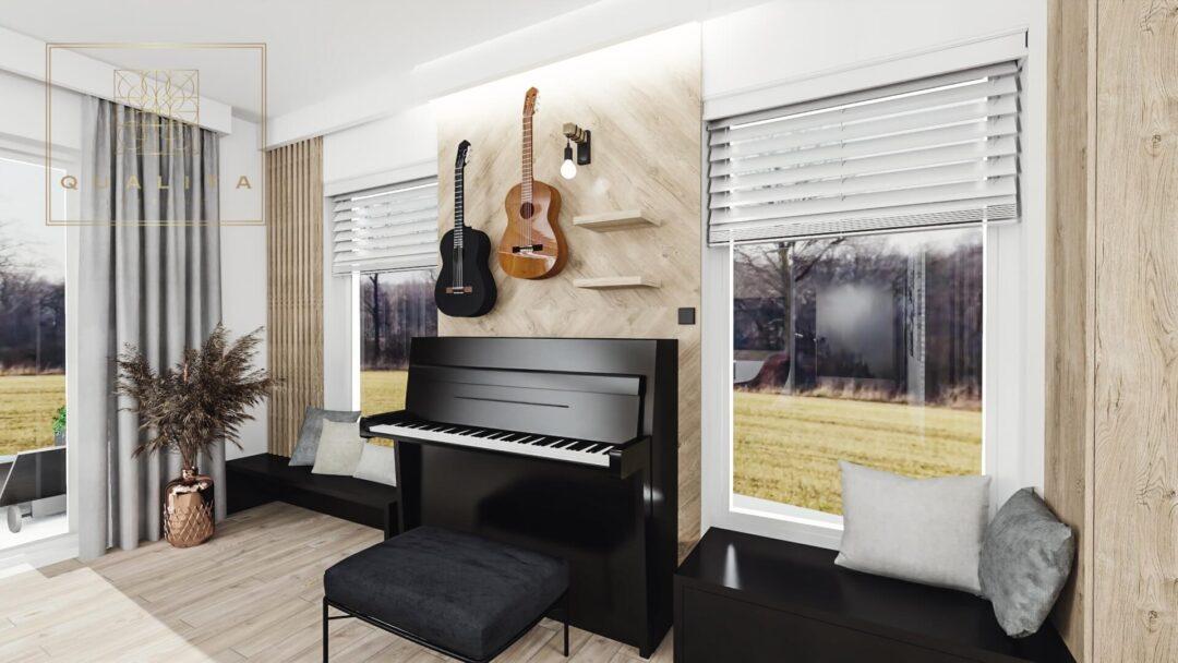 Qualita_Interno_jak_zaaranżować_zaprojektować_pianino_fortepian_w_małym_salonie