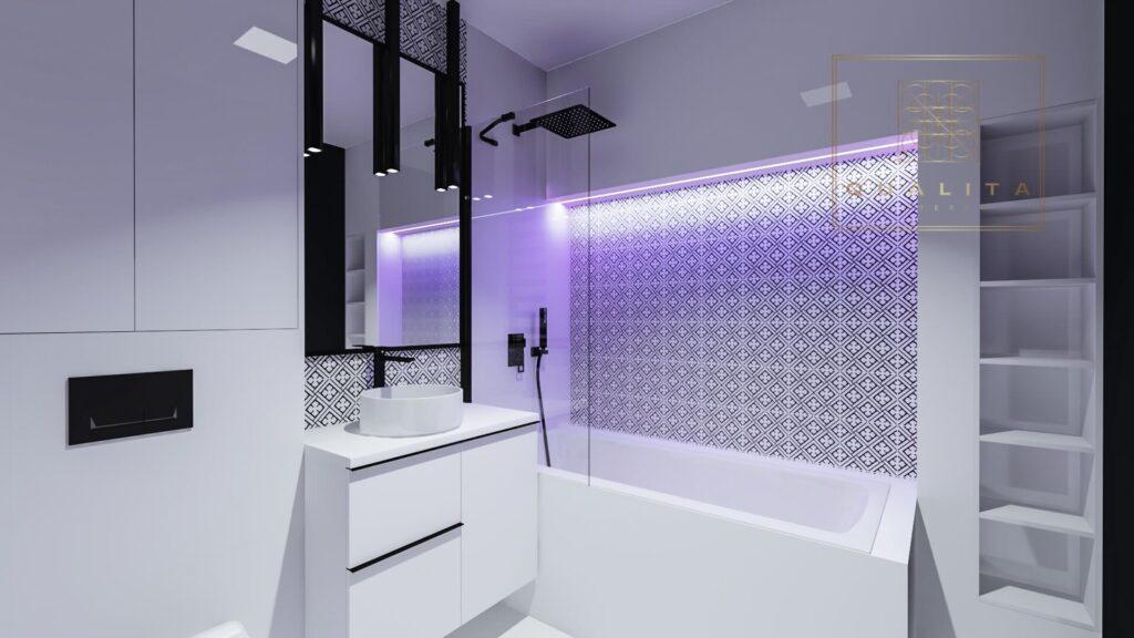 Qualita_Interno_nowoczense_białe_jasne_łazienki_projektant_online