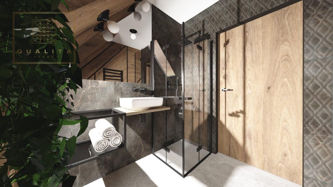 Qualita Interno Projektant łazienek