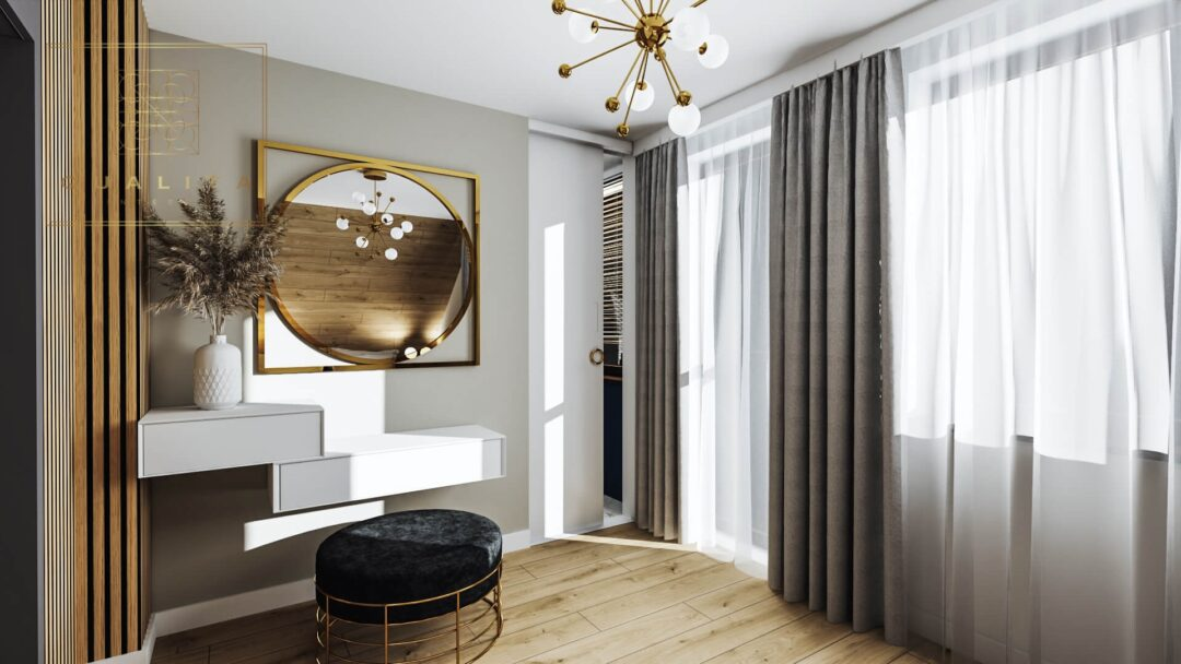 Qualita Interno projektowanie sypialni online