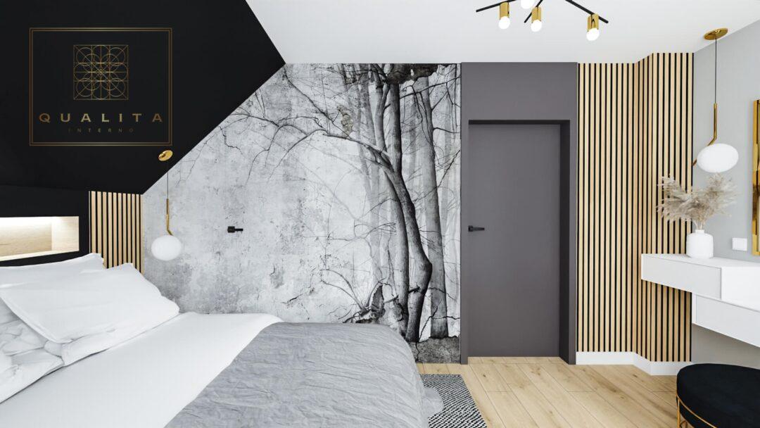 Qualita Nowoczesne fototapety do sypialni