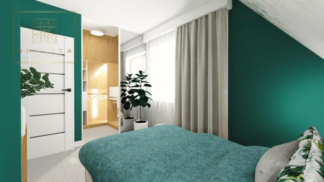 Qualita_Interno_projektowanie sypialni online